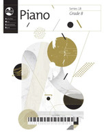 Piano Series 18 - Grade 8, Series of AMEB Piano, Publisher AMEB