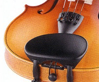 Space Age anti-allergy Wittner Violin Chinrest - Central