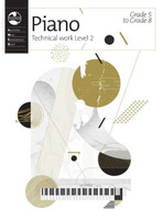 Piano Series 18 - Technical Work Level 2 (2018), Series of AMEB Piano, Publisher AMEB