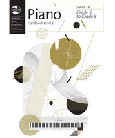 Piano Series 18 - Handbook Level 2 (2018), Series for AMEB Piano, Publisher AMEB