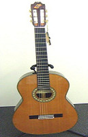 Spanish-Made Admira Teresa Concert Size Classical Guitar