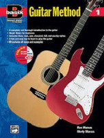 Basix Guitar Method Bk 1 with CD