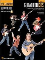Hal Leonard Guitar Method for Kids with CD
