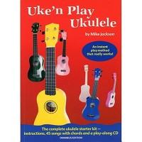 Uke'n Play Ukulele Bk/CD