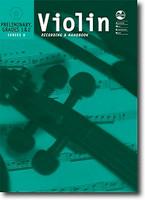 Violin Prelim To Gr 2 Series 8 Cd/Handbook, for Violin, Publisher AMEB, Series AMEB Violin