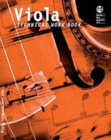 Viola Technical Work Book 2007 edition,for Viola, Publisher AMEB, Series AMEB Viola