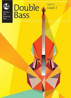 Double Bass Series 1 -Grade 3, for Double Bass&Piano, Publisher AMEB, Series AMEB Double Bass