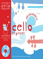 Abracadabra Cello Beginner Pupil's book + CD, for Cello&Performance & Play-Along CD, Author Frankie Henry, Katie Wearing, Publisher A & C Black, Series  Abracadabra Strings