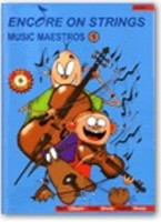 Encore On Strings -Music Maestros 1 Double Bass, for Double Bass, Author Mark Gibson, Natalie Sharp, Publisher Accent Publishing