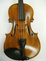 "Struna Concert 14"" Viola Outfit (includes Bow, Case & Pro Set-Up)"