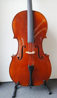 Heinrich Gill #304 4/4 (Cello Only with Pro Set-Up)