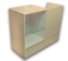 2-in-1 Counter with Glass