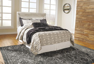 Bellaby Queen Headboard and Bolt on Metal Frame