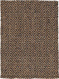 Broox Natural/Black Medium Rug