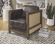 Copeland Brown Accent Chair