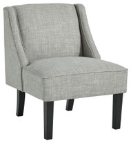 Janesley Teal/Ivory Accent Chair