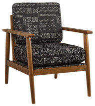 Bevyn Charcoal Accent Chair