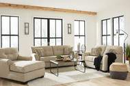 Ardmead Putty 3 Pc. Sofa, Loveseat, Chaise