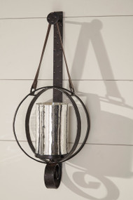 Despina Brown Wall Sconce
