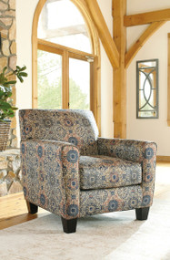 Belcampo Rust Accent Chair
