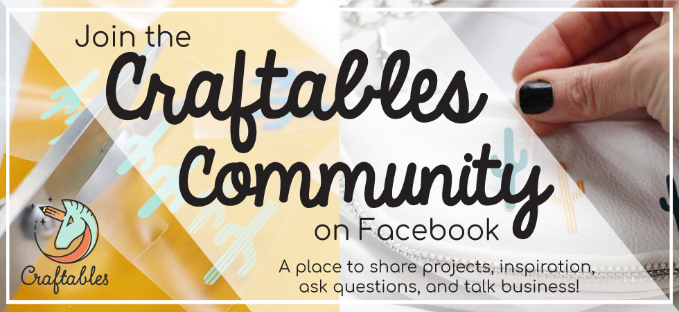 Join Craftables Community on Facebook
