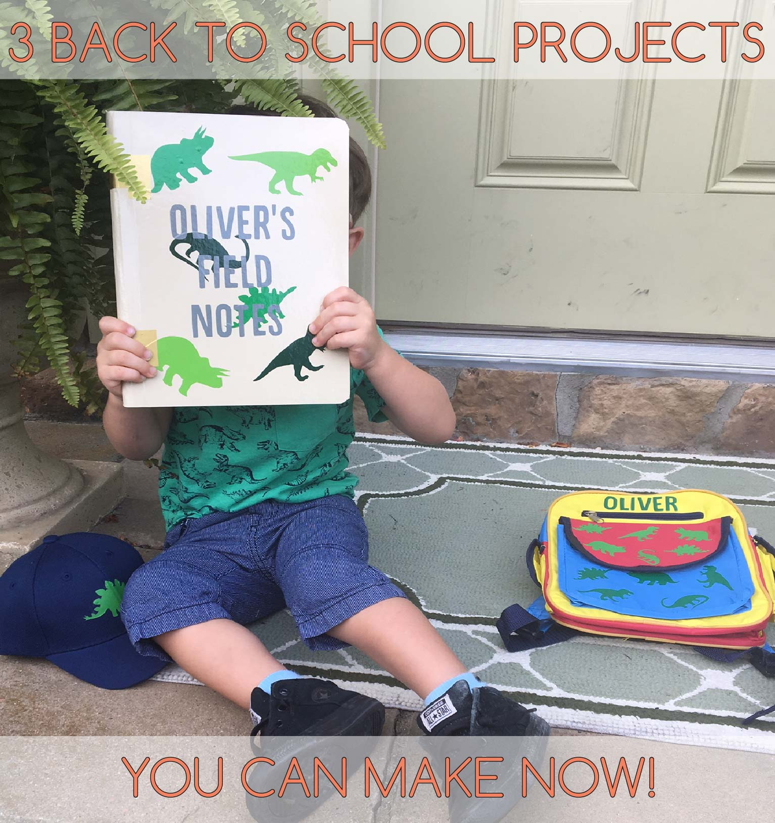 3 back to school projects