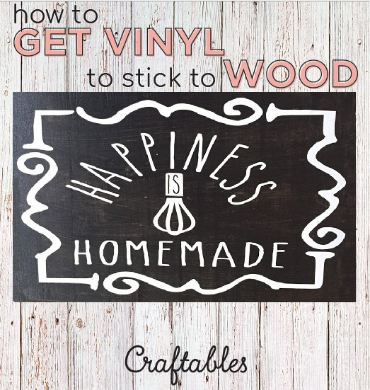 how to make wood sign