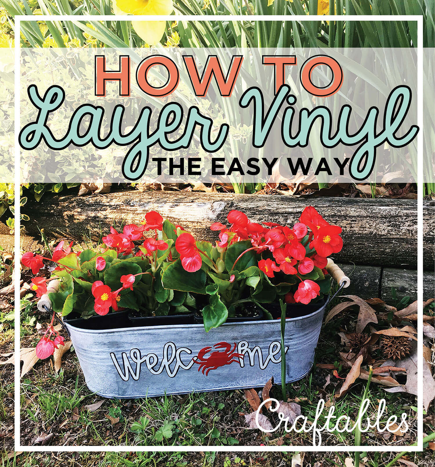laying vinyl the easy way