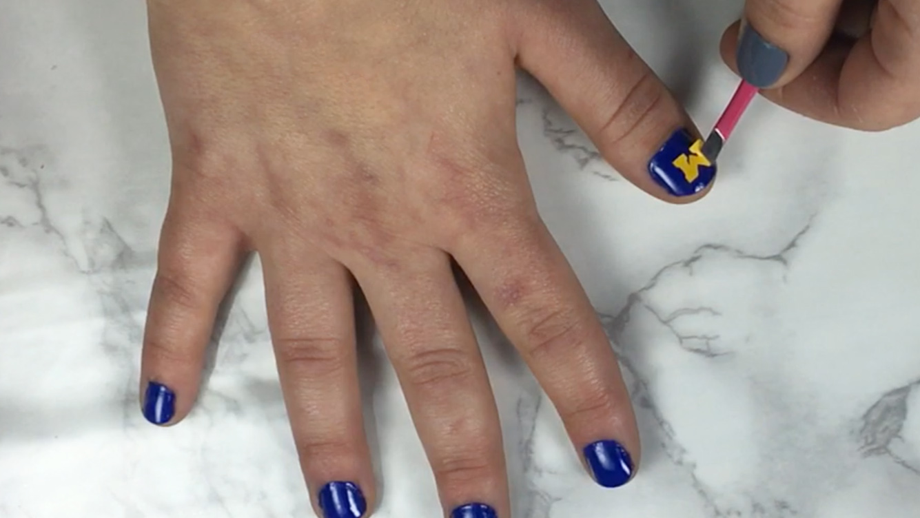 sports nail decals