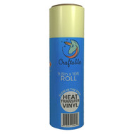 Craftables Glow In The Dark Heat Transfer Vinyl Rolls