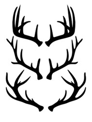 Free Antlers SVG Cut Files