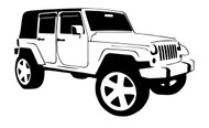 Free Jeep SVG Cut Files