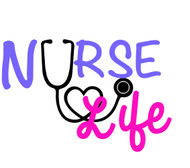 Free Nurse-Life SVG Cut Files