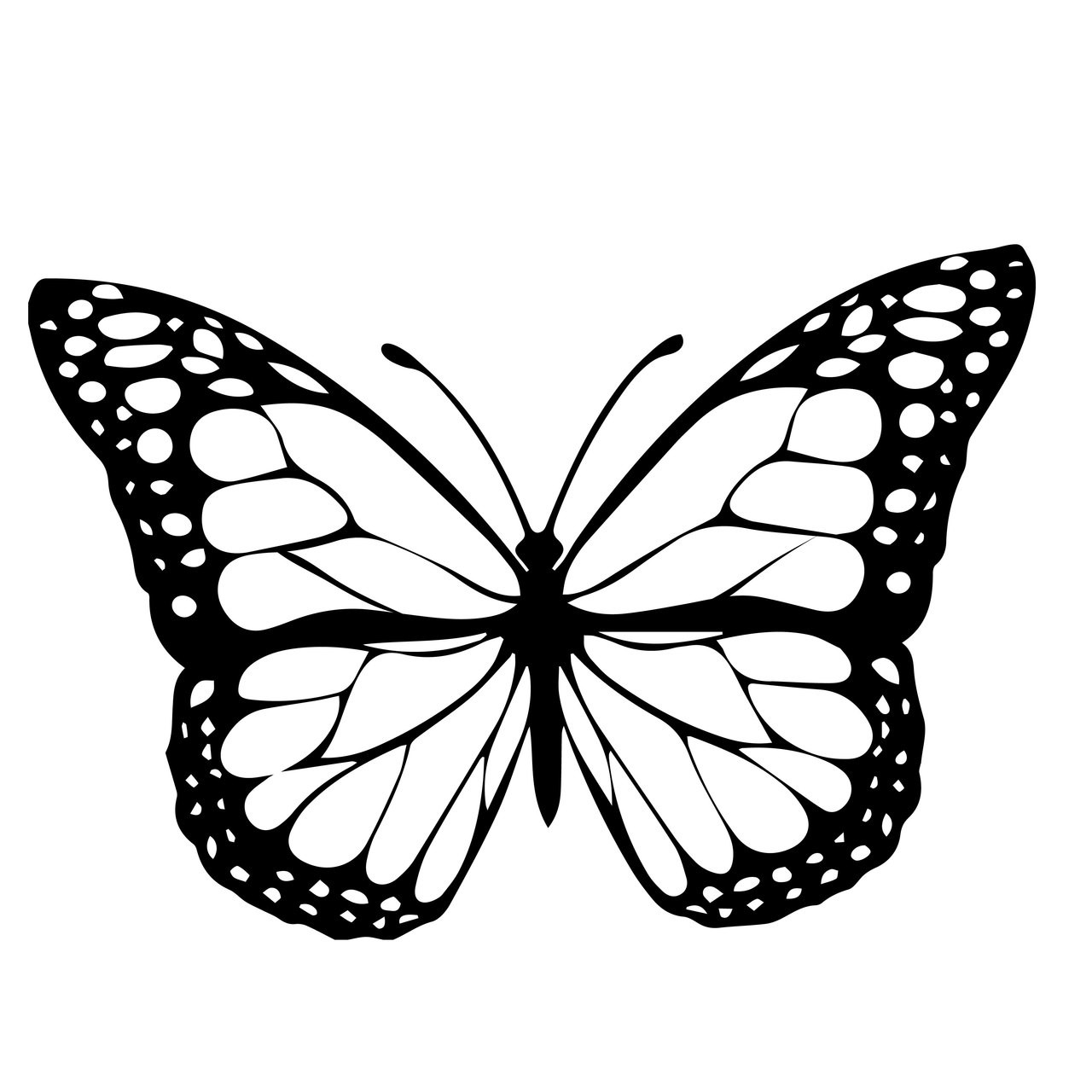 Free Butterfly Svg Cut File | Craftables