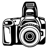 Free Camera SVG Cut File