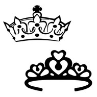 Free crown SVG Cut File