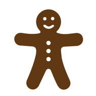 Free Gingerbread SVG Cut File