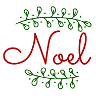 Free Noel SVG Cut File