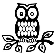 Free Owl SVG Cut File
