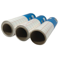 Craftables Clear Vinyl Transfer Paper Tape Roll w/Alignment Grid And Easy Release Paper
