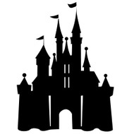 Free Magic Castle SVG Cut File