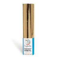Craftables Gold Chrome Adhesive Vinyl Rolls-12in.x10ft