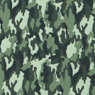 Craftables Printed Heat Transfer Vinyl Camo Print