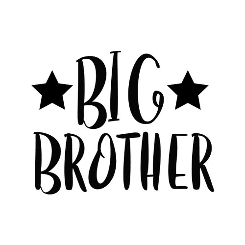 Download Free Big Brother SVG Cut File | Craftables