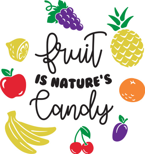 Free Fruits SVG Cut File