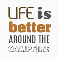 Free Campfire SVG Cut File