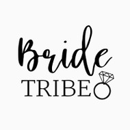 Free Bride Tribe SVG Cut File