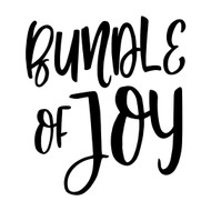 Free Bundle of Joy SVG Cut File