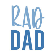Free Rad Dad SVG Cut File