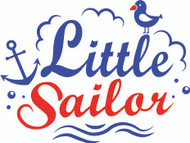 Free Little Sailor SVG Cut File